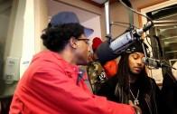 "Waka Flocka ""Talks Squashing Beef With Wiz Khalifa"""