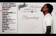 "Wale ""Ambition: Full Album (Track Previews) """