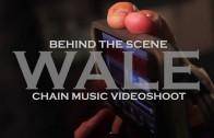 "Wale ""BTS Chain Music"""