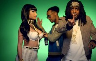 "Wale Feat. Nicki Minaj & Juicy J ""Clappers"""