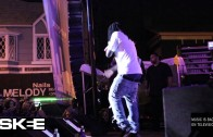 "Wale Feat. YG & DJ Skee ""Brings Out Chris Brown @ Sunset Strip Festival"""