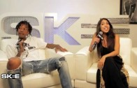 Wiz Khalifa Answers Fan Questions On Skee TV