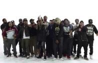"Wiz Khalifa Feat. Problem & Iamsu! ""Bout Me"""