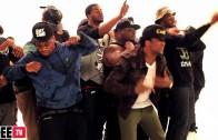 "Wiz Khalifa Feat. Problem & Iamsu! ""Official BTS Of ""Bout Me"""""