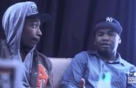 """Wiz Khalifa """"Interviewed by Ski Beatz in London"""""""