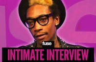 "Wiz Khalifa ""Intimate Interview"""