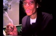 "Wiz Khalifa ""BTS Of Complex Photo Shoot"""