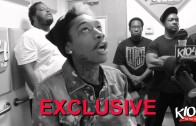 "Wiz Khalifa ""K104 (Freestyle) """