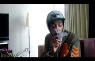 "Wiz Khalifa ""On Kendrick Lamar Impersonation, Being A Big Daddy Kane Fan & Snoop Project"""