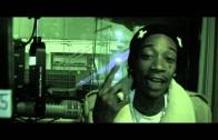 "Wiz Khalifa Performs ""Dispensary"" In-Studio"
