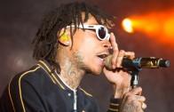 """Wiz Khalifa Performs """"We Dem Boyz"""" Live In NYC"""