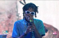 "Wiz Khalifa Performs ""You & Your Friends"" On 106 & Park"