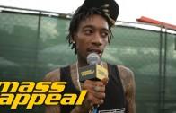 """Wiz Khalifa Talks """"Blacc Hollywood"""""""