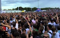 "Wiz Khalifa ""The Thrill (Live At Soundset 2010)"""