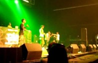 """Wiz Khalifa """"Wiz At Rock The Bells 2010"""""""