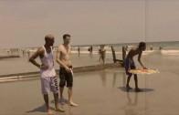 "Wiz Khalifa ""Wiz & Taylor Gang Skimboarding in Myrtle Beach"""