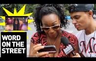 """Word On The Street: New Yorkers React To Nicki Minaj's """"Anaconda"""" Music"""