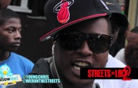 """Young Chris """"Streets On Lock 2 DVD Freestyle"""""""