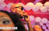 """Young Jeezy """"Performs Superfreak At King Of Diamonds"""""""