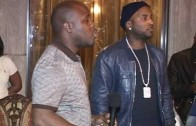 """Young Jeezy & Ryan Cameron """"Jeezy Gives back, Passes Out Gifts to Children For Xmas"""""""