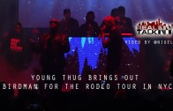Young Thug & Travi$ Scott Bring Out Birdman & Wale In NYC