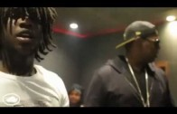"Chief Keef ""In The Studio With Fat Trel & Master P"""