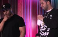 "Drake ""Suprises 40 On His Birthday In Studio"""
