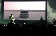 "Frank Ocean ""Debuts New Track In Munich"""