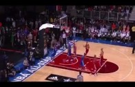 """J. Cole """"Alley-oop from Kevin Hart NBA Celebrity All Star Game 2012 """""""