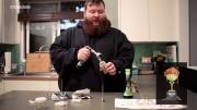 Sampling Californian Marijuana Extracts With Action Bronson