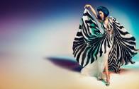 Nicki Minaj Models Roberto Cavalli In New Ad