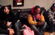 """Prodigy Feat. L.E.P. Bogus Boys """"In The Studio"""""""