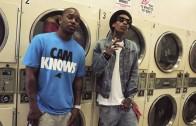 "Wiz Khalifa Feat. Cam'ron ""The Bluff"""