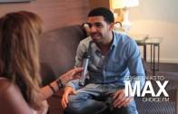 "Drake ""Talks On The Weeknd & ""Crew Love"""""